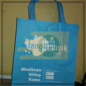 contoh goodie bag promosi model jinjing